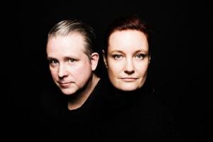Lisa Wall and Pelle Moeld // Photo by Mattias Ahlm / Sveriges Radio